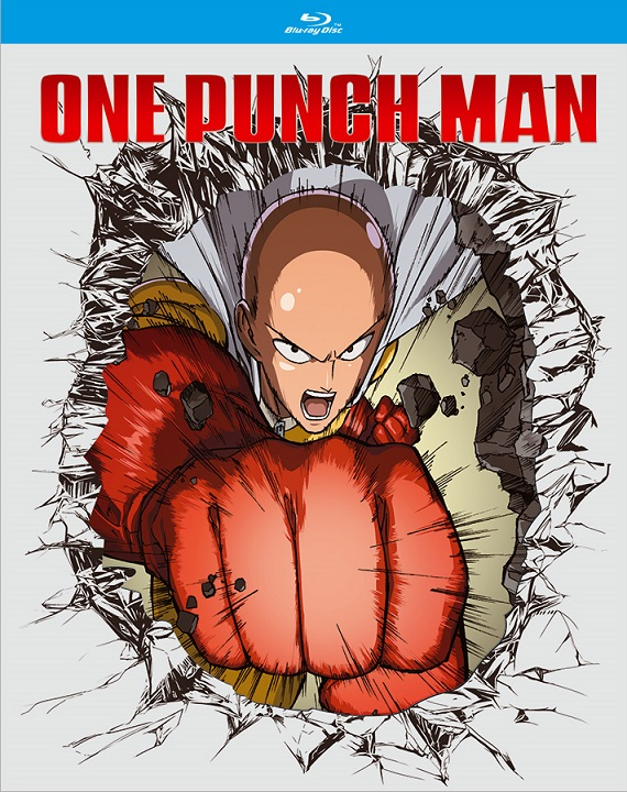 Blu Ray Review One Punch Man Season 1 Combo Pack Comicattack Net
