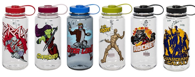 d212ca9905 Nalgene has launched their Marvel Collection of water bottles and  ComicAttack.net was lucky enough to score a few bottles for review!