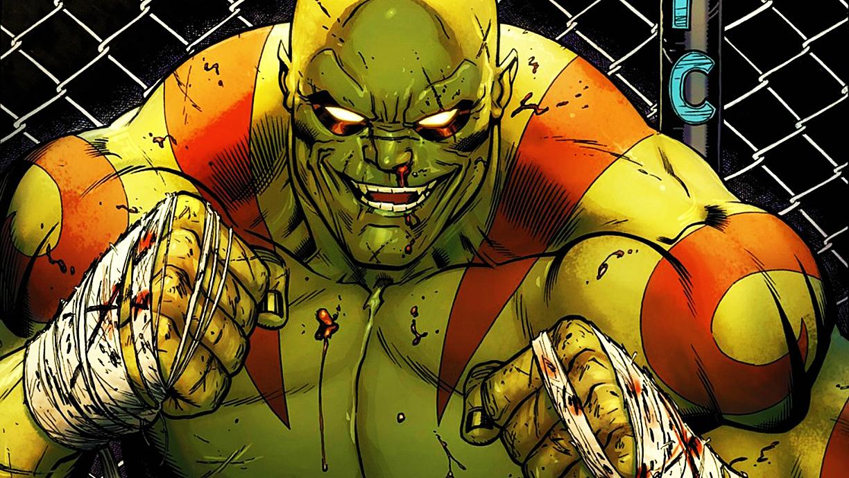 Drax The Destroyer Vs Venom: Character Spotlight: Drax The Destroyer