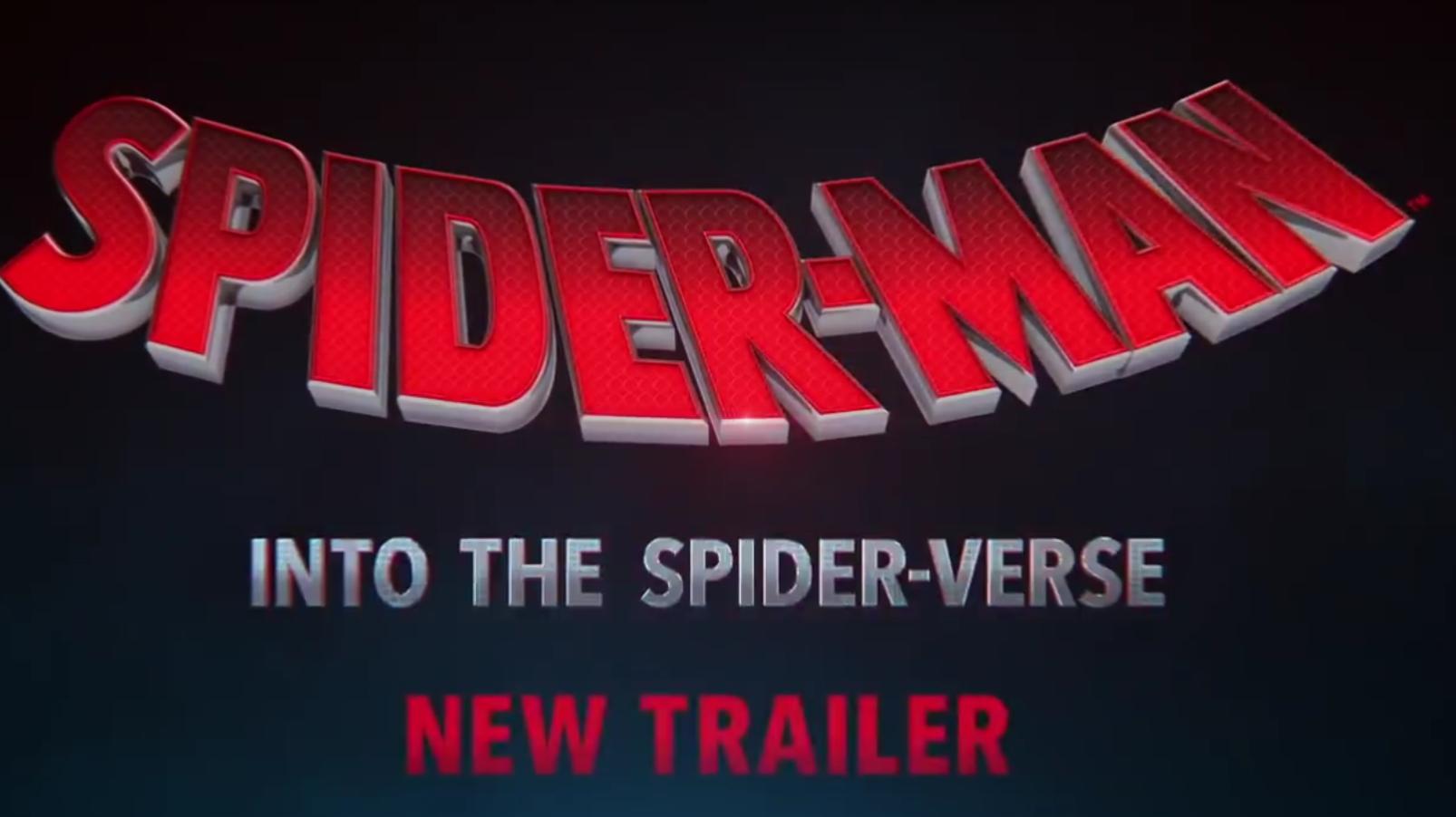 """New """"Spider-Man: Into the Spider-Verse"""" Trailer Breakdown"""
