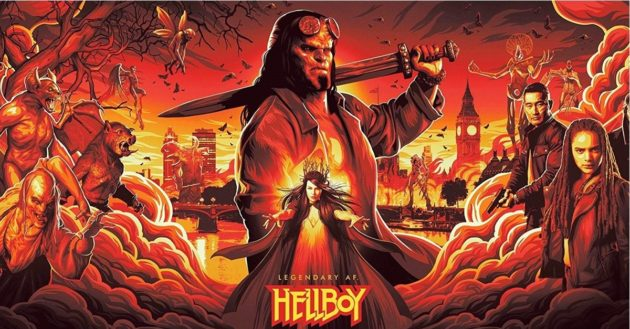 Movie Multiverse: Hellboy (2019)
