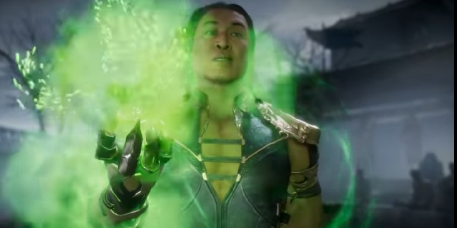 Shang Tsung Gameplay and Spawn Confirmed In First Mortal Kombat 11 DLC!