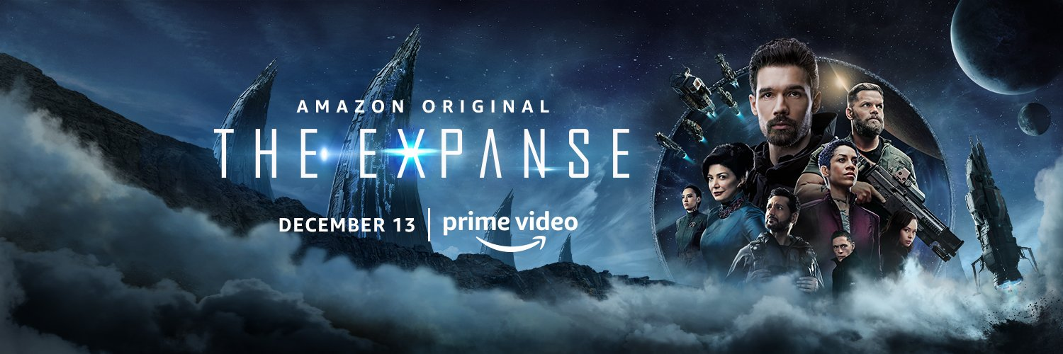 NYCC 2019: The Expanse Panel and Installation Recap