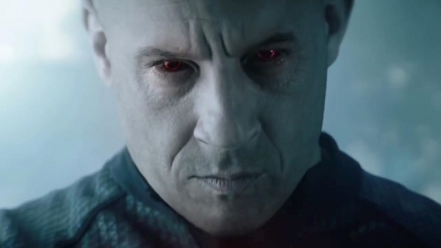 Vin Diesel Explodes in New 'Bloodshot' Trailer!