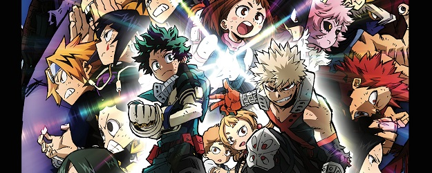 Advanced Tickets For My Hero Academia Heroes Rising Theatrical Release On Sale Comicattack Net