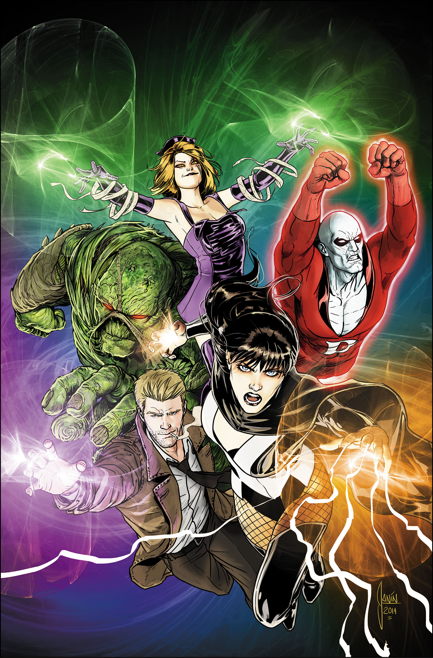 Character Spotlight: Justice League Dark