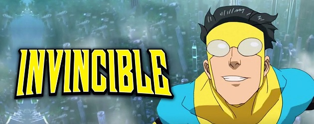 Robert Kirkman Reveals 'Invincible' Trailer At NYCC Metaverse Event!