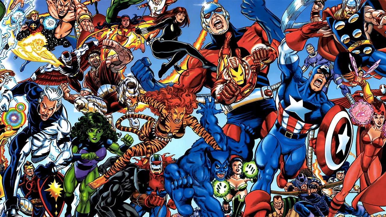 Character Spotlight: The Avengers
