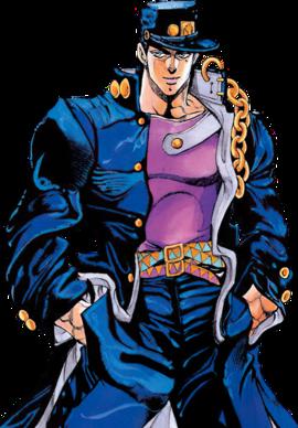 Character Spotlight: Jotaro Kujo